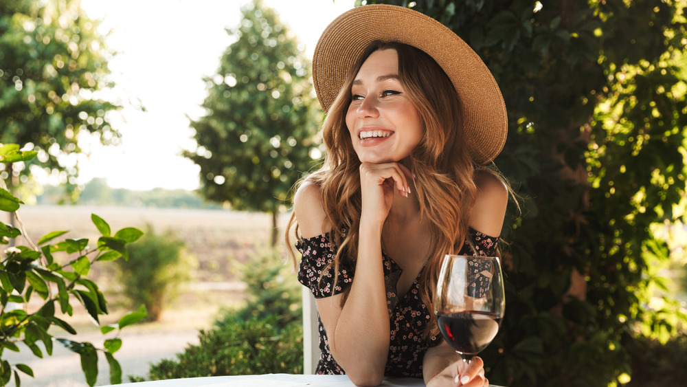 Why Drinking Wine Can Make You More Attractive