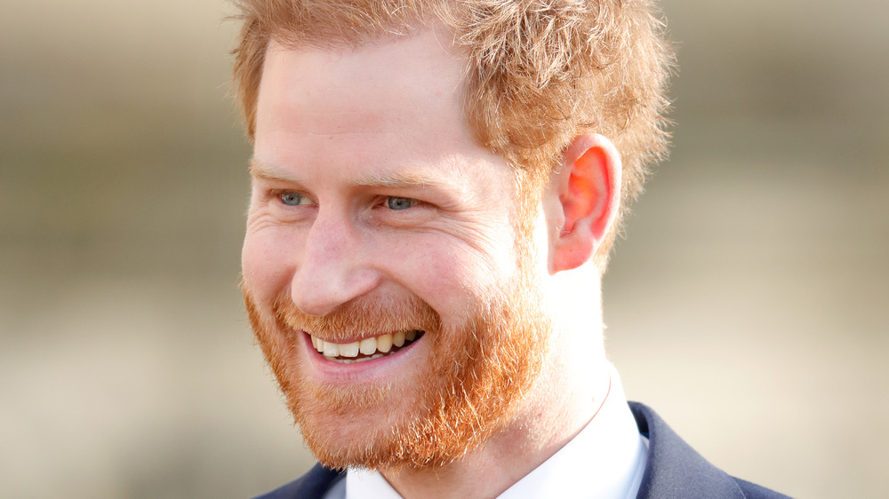Prince Harry and mental health