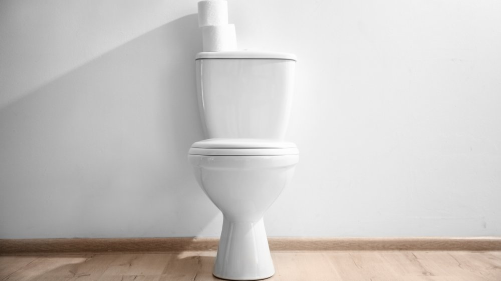 New ceramic toilet bowl