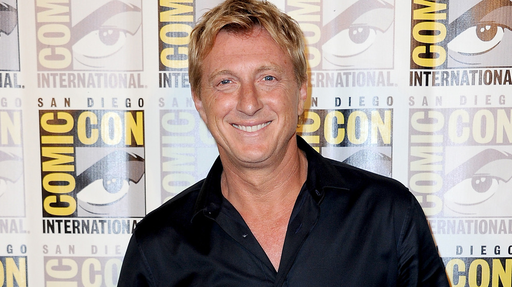 The Routine That Got William Zabka Back In Shape For Cobra Kai