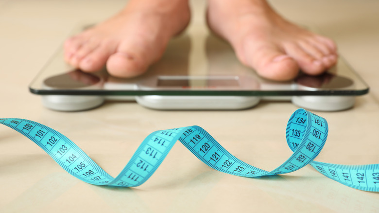 Losing weight with the Scarsdale diet