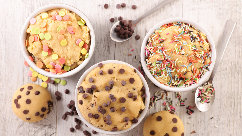 This is how safe it really is to eat raw cookie dough