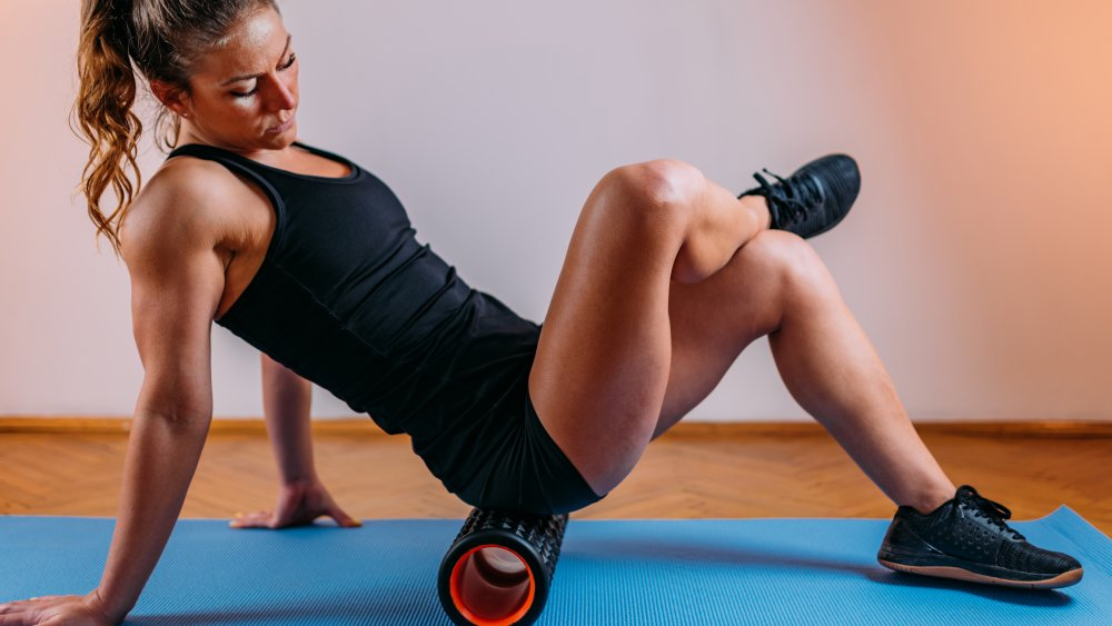 This is why you should start using a foam roller during your workout