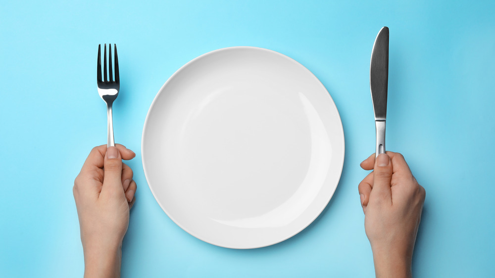 Why Fasting Could Help You When You're Sick