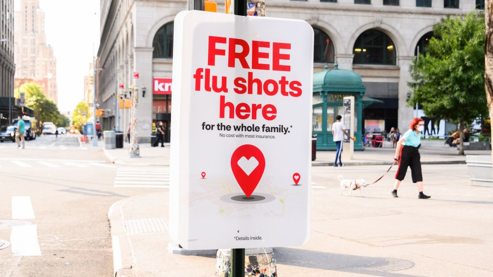 Why the flu vaccine won't impact your COVID chances