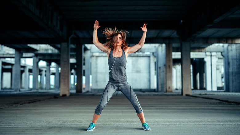 You might be doing jumping jacks entirely wrong